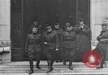 Image of Allied soldiers France, 1918, second 9 stock footage video 65675042384