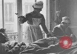 Image of injured soldier France, 1918, second 4 stock footage video 65675042388