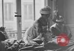 Image of injured soldier France, 1918, second 8 stock footage video 65675042388