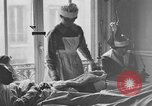 Image of injured soldier France, 1918, second 12 stock footage video 65675042388