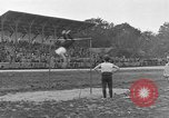 Image of gymnastics France, 1918, second 9 stock footage video 65675042402