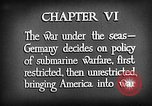 Image of German Unterseeboot 35 Mediterranean Sea, 1917, second 3 stock footage video 65675042411