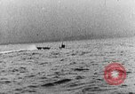 Image of German submarine surrenders to British Q-ship Mediterranean Sea, 1917, second 7 stock footage video 65675042412