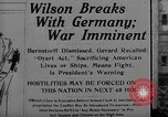 Image of Woodrow Wilson Europe, 1917, second 5 stock footage video 65675042413