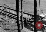 Image of U.S. soldiers build camp France, 1918, second 3 stock footage video 65675042414