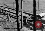 Image of U.S. soldiers build camp France, 1918, second 5 stock footage video 65675042414