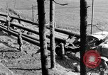 Image of U.S. soldiers build camp France, 1918, second 6 stock footage video 65675042414