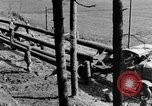 Image of U.S. soldiers build camp France, 1918, second 7 stock footage video 65675042414