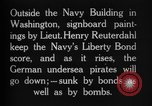 Image of Lieutenant Henry Reuterdahl Washington DC USA, 1918, second 3 stock footage video 65675042415