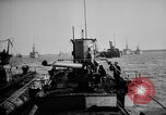 Image of U boat Atlantic Ocean, 1918, second 2 stock footage video 65675042420