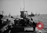 Image of U boat Atlantic Ocean, 1918, second 8 stock footage video 65675042420