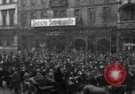 Image of Upper Silesia vote for Germany versus Poland Upper Silesia, 1921, second 8 stock footage video 65675042443