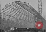 Image of steel frame structure Germany, 1924, second 2 stock footage video 65675042447