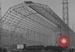 Image of steel frame structure Germany, 1924, second 4 stock footage video 65675042447