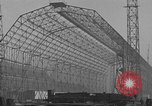 Image of steel frame structure Germany, 1924, second 5 stock footage video 65675042447