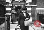 Image of British women run a food kitchen in World War I United States USA, 1918, second 9 stock footage video 65675042450