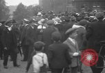 Image of Pacifists in London during World War I London England United Kingdom, 1918, second 9 stock footage video 65675042451