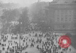 Image of German citlzens gathering on Unter den Linden Berlin Germany, 1920, second 4 stock footage video 65675042454