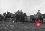 Image of Turkish artillerymen Turkey, 1918, second 2 stock footage video 65675042460