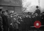 Image of British men being conscripted during World War I United Kingdom, 1916, second 1 stock footage video 65675042465