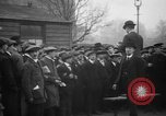 Image of British men being conscripted during World War I United Kingdom, 1916, second 2 stock footage video 65675042465