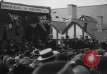 Image of Dignified gathering of ladies and gentlemen Wales United Kingdom, 1916, second 6 stock footage video 65675042467