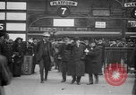 Image of British Prime Minister, Herbert Henry Asquith at train station London England United Kingdom, 1916, second 2 stock footage video 65675042468
