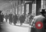 Image of British Prime Minister, Herbert Henry Asquith at train station London England United Kingdom, 1916, second 4 stock footage video 65675042468