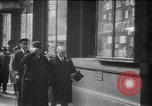 Image of British Prime Minister, Herbert Henry Asquith at train station London England United Kingdom, 1916, second 9 stock footage video 65675042468