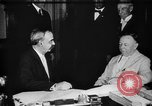 Image of Herbert Hoover United States USA, 1917, second 11 stock footage video 65675042477