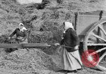 Image of French women tend farms in World War I France, 1917, second 5 stock footage video 65675042483
