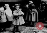 Image of French children in World War I France, 1918, second 3 stock footage video 65675042486