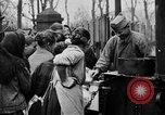 Image of distributing food Ruhr Germany, 1923, second 2 stock footage video 65675042504