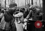 Image of distributing food Ruhr Germany, 1923, second 3 stock footage video 65675042504