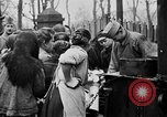 Image of distributing food Ruhr Germany, 1923, second 4 stock footage video 65675042504