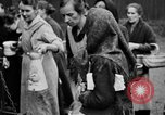 Image of distributing food Ruhr Germany, 1923, second 8 stock footage video 65675042504