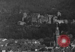 Image of Gustav Stresemann Heidelberg Germany, 1928, second 11 stock footage video 65675042505