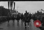 Image of Paul Von Hindenburg Ruhr Germany, 1923, second 1 stock footage video 65675042506