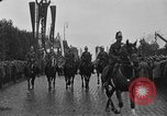 Image of Paul Von Hindenburg Ruhr Germany, 1923, second 2 stock footage video 65675042506