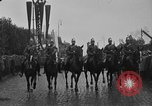 Image of Paul Von Hindenburg Ruhr Germany, 1923, second 4 stock footage video 65675042506