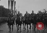 Image of Paul Von Hindenburg Ruhr Germany, 1923, second 5 stock footage video 65675042506