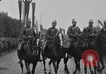 Image of Paul Von Hindenburg Ruhr Germany, 1923, second 6 stock footage video 65675042506