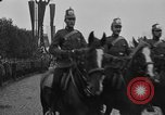 Image of Paul Von Hindenburg Ruhr Germany, 1923, second 7 stock footage video 65675042506