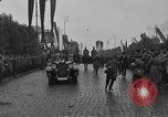 Image of Paul Von Hindenburg Ruhr Germany, 1923, second 9 stock footage video 65675042506