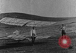 Image of gliders Clermont Ferrand France, 1922, second 11 stock footage video 65675042525