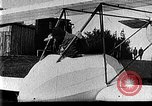 Image of Fokker biplane Germany, 1922, second 9 stock footage video 65675042534
