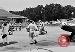 Image of International Civil Air Patrol cadets Alexandria Virginia United States USA, 1953, second 9 stock footage video 65675042541