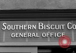 Image of Southern Biscuit Company Richmond Virginia USA, 1953, second 2 stock footage video 65675042546