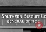 Image of Southern Biscuit Company Richmond Virginia USA, 1953, second 3 stock footage video 65675042546