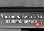Image of Southern Biscuit Company Richmond Virginia USA, 1953, second 4 stock footage video 65675042546